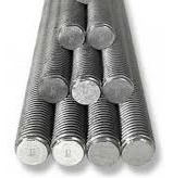 Barras Roscadas 3 Metros Galv. 13mm 1/2 Br 12 300 15 Pza