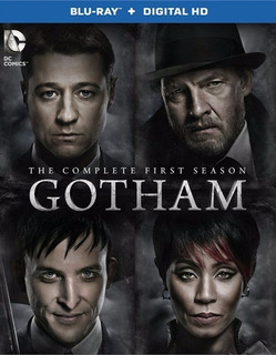 Blu-ray -- Gotham: First Season