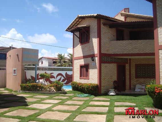 Vcp00251 Casa Condomínio Corais De Tabatinga