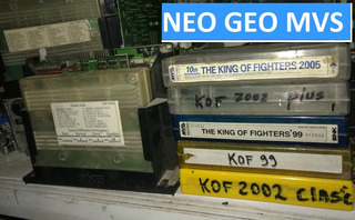 Cartuchos Neo Geo Mvs (arcade)