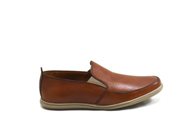 Zapatillas Tipo Panchas De Cuero G20-s