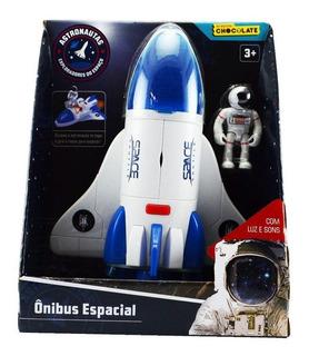 Ônibus Espacial - Linha Astronautas - Brinquedos Fun Exprora