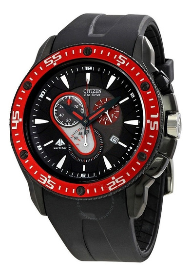 Citizen Ecodrive Promaster At0709-08e -12x