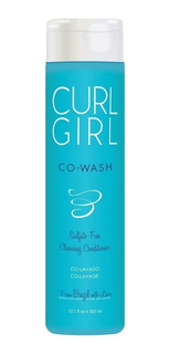 Shampoo Suave Para Rulos - Co Wash Curl Girl 300ml.