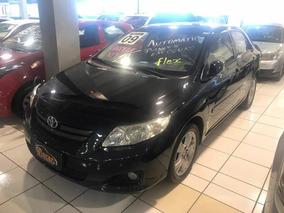 Toyota Corolla Sedan Xei 1.8 16v(flex)(aut.) A/g 4p 200