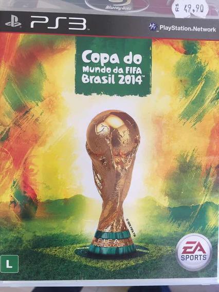 Ps3 Copa Do Mundo Fifa Brasil 2014