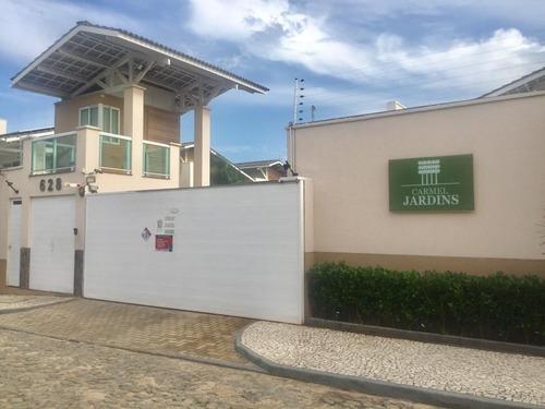 Imóvel Desocupado, Apto A Receber Visitas! Casa Com 4 Suítes À Venda, 230 M² Por R$ 999.000 - José De Alencar - Fortaleza/ce - Ca0281
