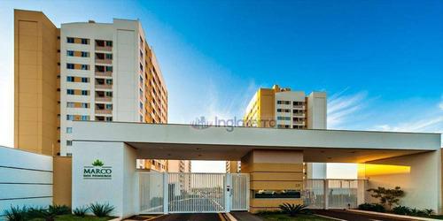 Apartamento À Venda, 64 M² Por R$ 280.000,00 - Jardim Morumbi - Londrina/pr - Ap1866