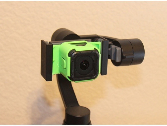 Suporte Gopro Session Para Osmo Modelo Simples !!!