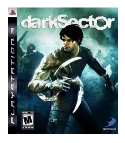Dark Sector Ps3 ( Mídia Física )