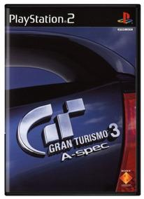 Gran Turismo 3 A-spec Playstation 2 Ps2 Original Frete R$12
