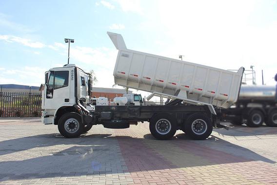 Iveco 260e25 Traçado 2012 Caçamba = Vm 270 Cargo 2628