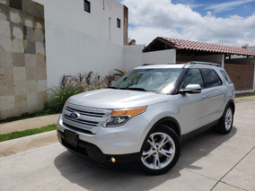 Imponente Camioneta Ford Explorer Suv Limited 2011