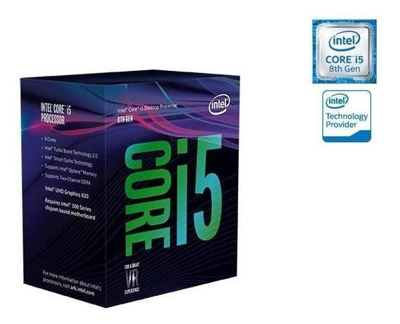 Processador Intel Core I5-8400 2.8ghz Lga 1151