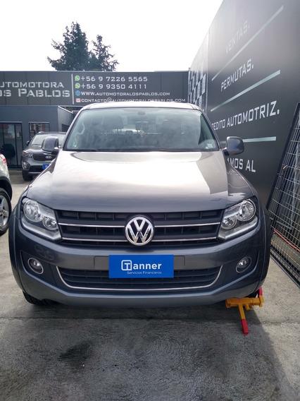 Volkswagen Amarok Highline 2015