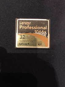 Compactflash Lexar Pro 1066x