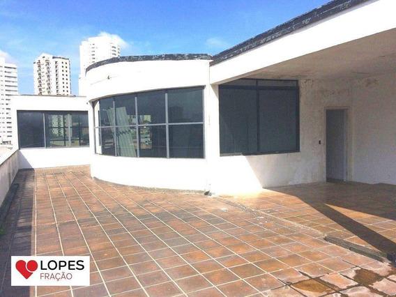 Prédio Para Alugar, 1400 M² Por R$ 20.000,00/mês - Mooca - São Paulo/sp - Pr0014
