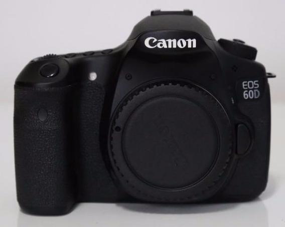 Canon 60d Somente Corpo Perfeito Estado