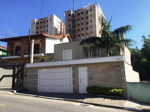 Sobrado Com 3 Dormitórios À Venda, 300 M² Por R$ 2.500.000,00 - Itaberaba - São Paulo/sp - So1720