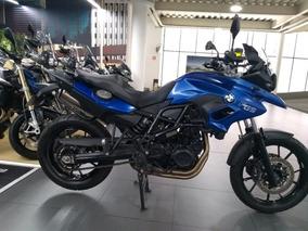 Bmw F700gs Premium Azul