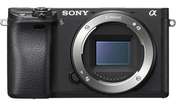 Câmera Sony A6300 4k