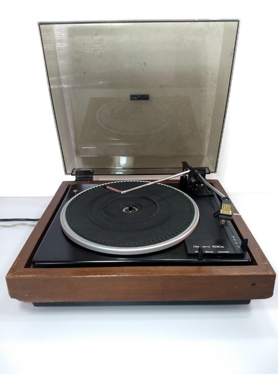 Toca Discos Gradiente Garrard 630s Pick-up Vintage -- Leia