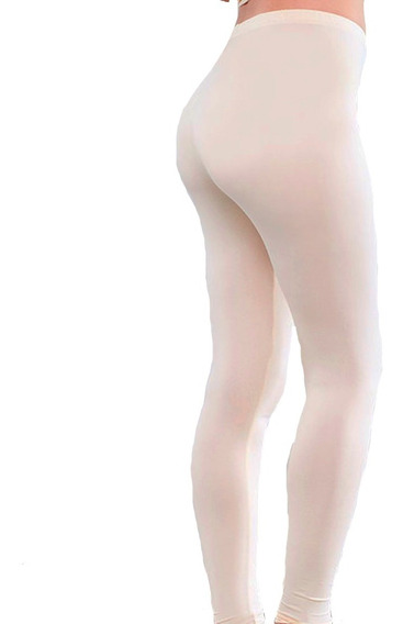 Legging Termico De Microfibra Para Dama Largo Calido