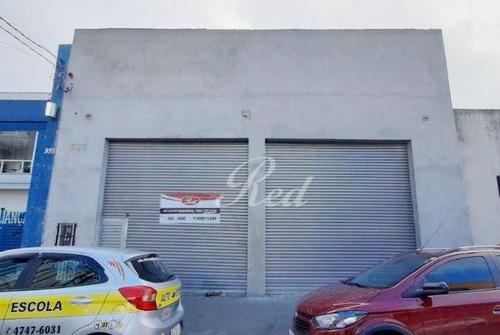 Imagem 1 de 2 de Salão Rua Portugal Freixo - Centro - Suzano/sp - Sl0309