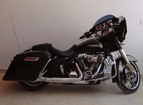 Harley Davidson Street Glide Motor 107