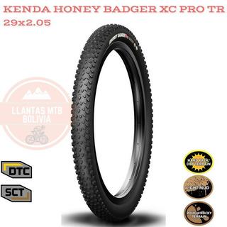 Llantas Mtb 29er Kenda Honeybadger Xc Pro Tubeless Ready