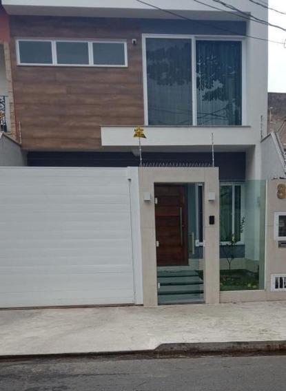 Casa Para Venda Em Volta Redonda, Jardim Amália, 3 Dormitórios, 2 Suítes, 4 Banheiros, 1 Vaga - 133_2-750540