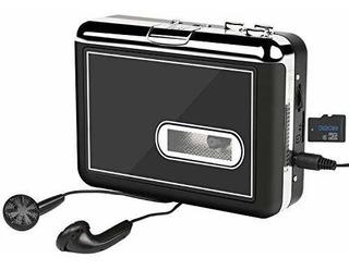 Reproductor De Cassette, Convertidor De Cassette A Mp3 Portr