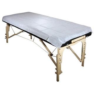 Royal Massage Set De 10 Hojas De Mesa Planas Impermeables De