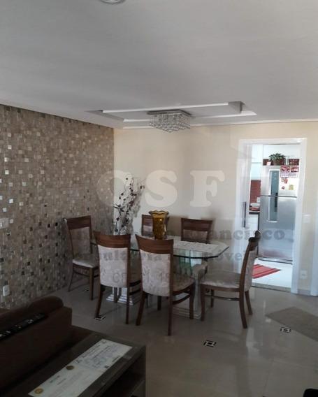 Apartamento 102m² 3 Dormitórios Jaguaré - Ap14214 - 68304101
