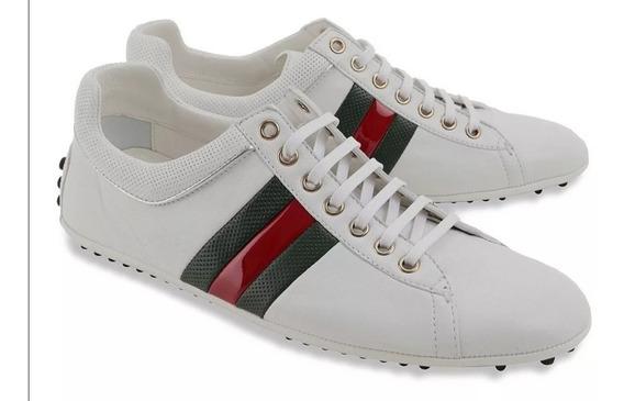 Exclusivas Zapatillas Gucci, Made In Italy 44/45