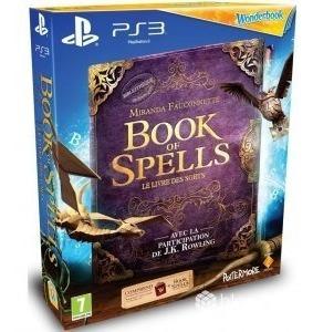 Book Of Spell Para Ps3 (libro Y Juego)