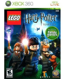 Harry Potter Lego Year 1-4 Xbox 360