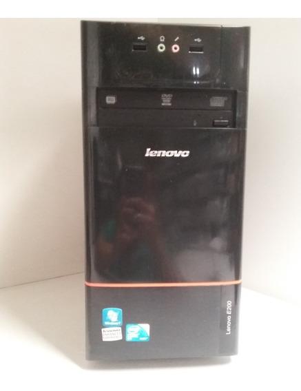 Pc Lenovo E200 Intel Core 2 Duo + 4gb + Hd500gb# Windows10