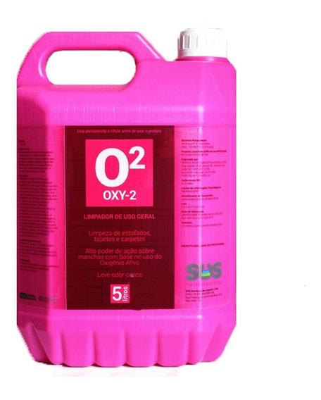 Tira Manchas Concentrado Oxy2 5 Litros Easytech