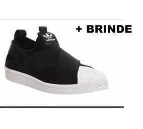 Tênis adidas Elástico Slip One Unisex Oferta Caixa 50% Off