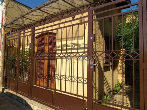 Imagem 1 de 20 de Casa Com 3 Dormitórios À Venda, 141 M² Por R$ 580.000 - Centro - Rio Claro/sp - Ca0292