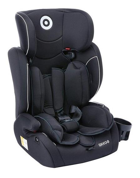 Cadeira P/ Auto Preto Weego 9 À 36kg 4003 Multilaser