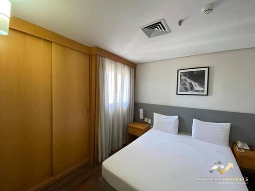 Flat, 43 M² - Venda Por R$ 251.450,00 Ou Aluguel Por R$ 2.300,00/mês - Centro - Santo André/sp - Fl0013