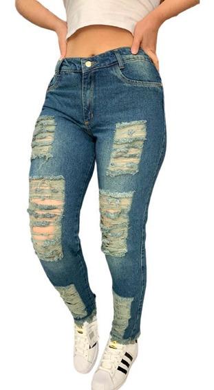 Jeans Boyfriend Rotos Mercadolibre Com Co