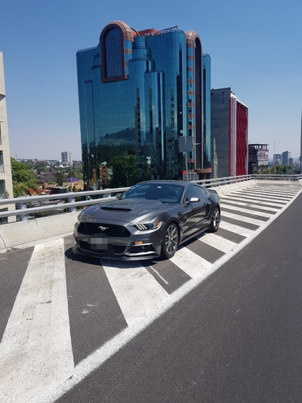 Ford Mustang Gt 2016 Jc*