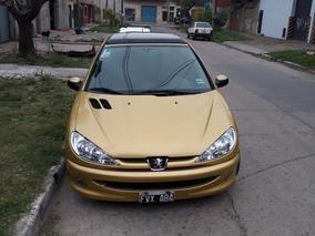 Peugeot 206 1.6 Xtpremium 2006