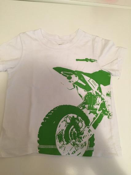Camiseta Carters Usa 12 Meses