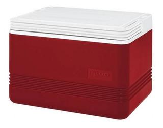 Caixa Térmica 8 Litros - Cooler Legend Igloo Cabe 12 Latas