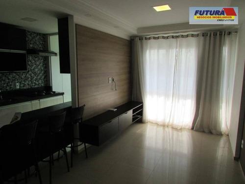 Imagem 1 de 30 de Apartamento Com 2 Dormitórios À Venda, 69 M² Por R$ 310.000,00 - Vila Valença - São Vicente/sp - Ap1961
