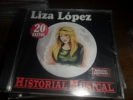 Cd Lisa Lopez Historial Musical Nuevo
